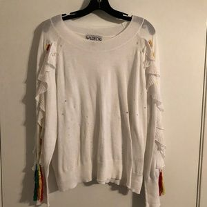 WildFox Tassel Sweater